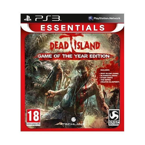 Dead Island - Edition Jeu de l'Ann�e - PlayStation 3