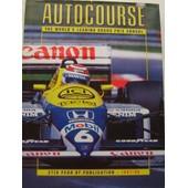 Autocourse N�10 1987-88 de Jos� ROSINSKI