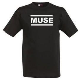 T-shirt muse noir ++Top qualité++ S à 3XL