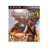 Uncharted 3: Drake's Deception Ps3 Us Version [Playstation 3]