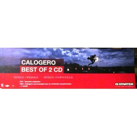 CALOGERO PLV LE BEST OF