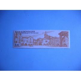 Année1986 - Bastide de Monpazier : timbre N° 2405 Y&T  NEUF **