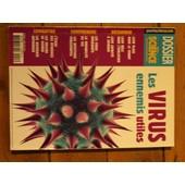 Dossier Pour La Science N�55 : Les Virus Ennemis Utiles