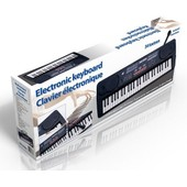 Clavier Electronique Piano Synthetiseur 54 Touches + Micro
