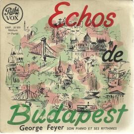 echos de budapest 1 ère partie (chants folkloriques) : une seule fille, je ne regarde pas les blondes, j'ai bu du vin rouge la nuit denière, czardos rapides, danse hongroise N° 5 de brahms, ........