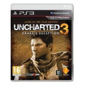 Uncharted 3 : Drake's Deception - Game Of The Year [Import Anglais] [Jeu Ps3]