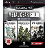 Metal Gear Solid Hd Collection [Import Anglais] [Jeu Ps3]