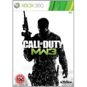 Call Of Duty Modern Warfare 3 - Ensemble Complet - Xbox 360