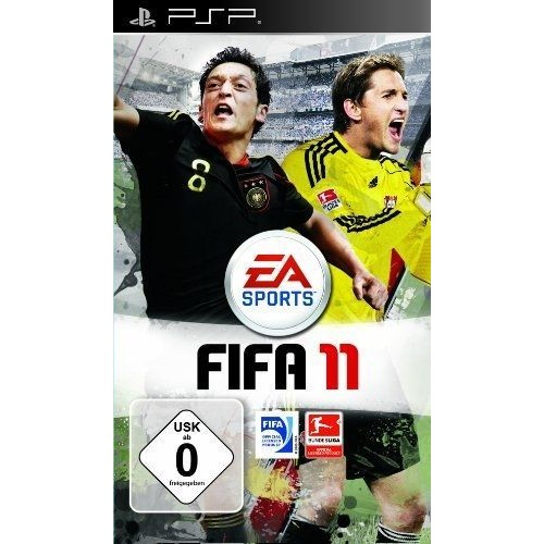 FIFA 11 [IMPORT ALLEMAND] [JEU PSP]