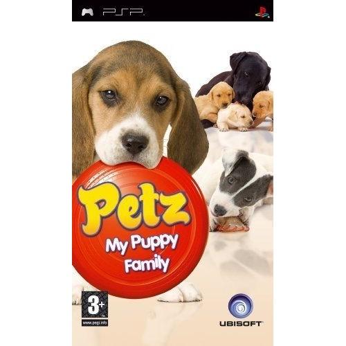 PETZ: MY PUPPY FAMILY (PSP) [IMPORT ANGLAIS] [JEU PSP]