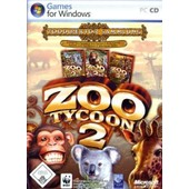 Zoo Tycoon 2: Zookeeper Collection - Ensemble Complet - Pc - Cd ( Bo�tier De Dvd ) - Win - Allemand - Allemagne