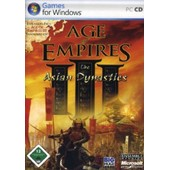 Microsoft Age Of Empires Iii: The Asian Dynasties - Ensemble Complet - Pc - Cd ( Bo�tier De Dvd ) - Win - Allemand