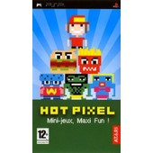 Hot Pixel [Jeu Psp]