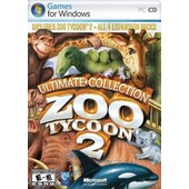 Zoo Tycoon 2 - Ultimate Edition [Import Allemand] [Jeu Pc]