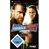 Psp Smackdown Vs. Raw 2009 [Jeu Psp]