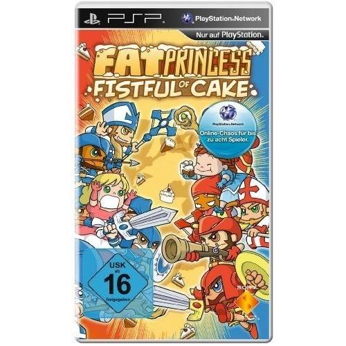 FAT PRINCESS [JEU PSP]