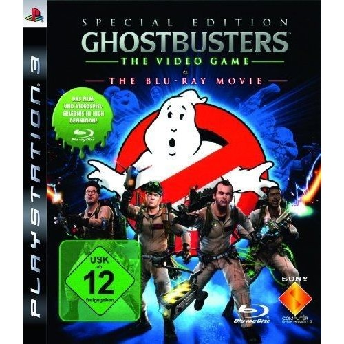 GHOSTBUSTERS: THE VIDEO GAME + FILM [JEU PS3]