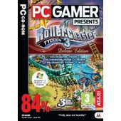 Rollercoaster Tycoon 3 - Deluxe Edition (Pc Cd) [Import Anglais] [Jeu Pc]