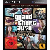 Ps 3 Gta: Episodes From Liberty City [Jeu Ps3]