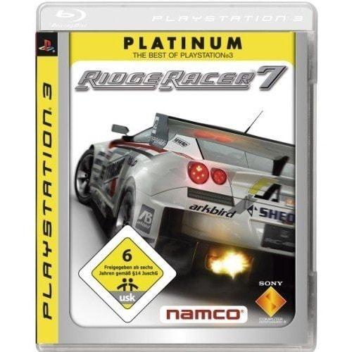 RIDGE RACER 7 PLATINUM [JEU PS3]