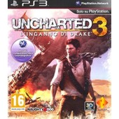 Uncharted 3 : L'illusion De Drake [Import Italien] [Jeu Ps3]