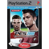 Pes 2008 : Pro Evolution Soccer - Platinum [Import Allemand] [Jeu Ps2]
