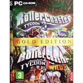 Rollercoaster Tycoon 3: Wild Gold Edition Pc (Includes Roller Coaster Tycoon 3 And