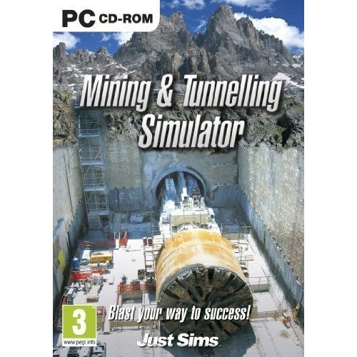 MINING AND TUNNELLING SIMULATOR [IMPORT ANGLAIS] [JEU PC]