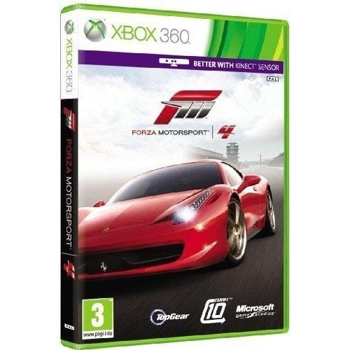 Forza motorsport 4 import anglais jeu xbox 360