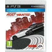 Need For Speed : Most Wanted [Import Anglais] [Jeu Ps3]