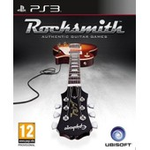 Rocksmith [Import Italien] [Jeu Ps3]