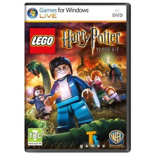 Warner Bros Lego Harry Potter - Years 5 to 7 [import anglais] PC