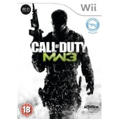 Call Of Duty : Modern Warfare 3 [Import Anglais] [Jeu Wii]
