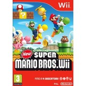 New Super Mario Bros Wii [Import Italien] [Jeu Wii]