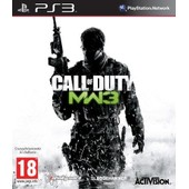 Call Of Duty : Modern Warfare 3 [Import Italien] [Jeu Ps3]
