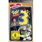 Toy Story 3 - Das Videospiel - Essentials [Import Allemand] [Jeu Psp]