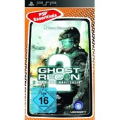 Ghost Recon : Advanced Warfighter 2 - Essentials [Import Allemand] [Jeu Psp]