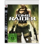 Tomb Raider : Underworld - Platinum [Software Pyramide] [Import Allemand] [Jeu Ps3]