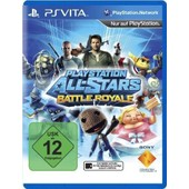 Playstation All-Stars : Battle Royale [Import Allemand] [Jeu Vita]