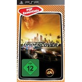 Need For Speed : Undercover [Import Allemand] [Jeu Psp]