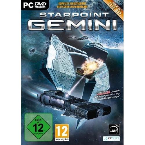 Starpoint gemini import allemand jeu pc