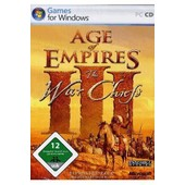 Age Of Empires 3 - The War Chiefs (Add-On) [Software Pyramide] [Import Allemand] [Jeu Pc]