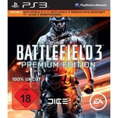 Battlefield 3 - Premium Edition - Import Allemand