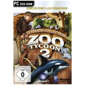Zoo Tycoon 2 - Ultimate Collection [Software Pyramide] [Import Allemand] [Jeu Pc]