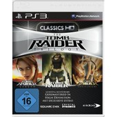 Tomb Raider Trilogy : Legend + Underworld + Anniversary [Import Allemand] [Jeu Ps3]