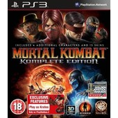 Mortal Kombat - Game Of The Year Edition [Import Anglais] [Jeu Ps3]
