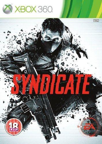 Syndicate Import Anglais Jeu Xbox 360