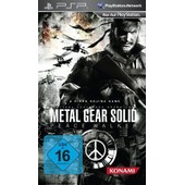 Metal Gear Solid - Peace Walker [Import Allemand] [Jeu Psp]