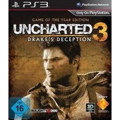 Uncharted 3 - Drake's Deception (Game Of The Year Edition) [Import Allemand] [Jeu Ps3]