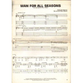 MAN FOR ALL SEASONS / BILLY IDOL